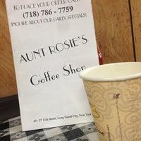 Photo taken at Aunt Rosie's Restaurant by David H. on 7/19/2013