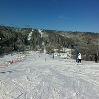 Photo taken at Ski Cafe by Anna on 3/2/2013