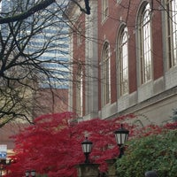 Photo taken at Multnomah County Library - Central by Darci on 11/30/2012