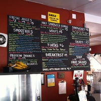Photo taken at Chef Miguel's Deli by Price A. on 4/29/2013