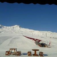 Photo taken at Erciyes Arlberg Sport by Mehmet K. on 2/7/2013