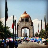 11/19/2013にFernando JoséがMirador Monumento a la Revolución Mexicanaで撮った写真
