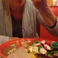 Photo taken at Monte Alban Restaurant by Dan B. on 9/8/2013