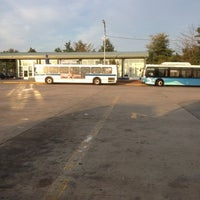 Photo taken at MTA Bus - Eltingville Transit Center by Danny on 10/6/2012