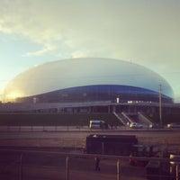 Снимок сделан в Олимпийский парк пользователем dada 2/19/2013