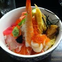 Photo taken at Go Sushi Train by Gagaga on 12/22/2012