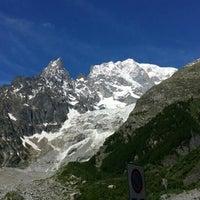 Das Foto wurde bei Traforo Monte Bianco [T1] - Piazzale Sud von Marco D. am 6/20/2016 aufgenommen