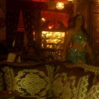Photo taken at Marrakesh Moroccan Rest by Cassandra K. on 9/23/2012