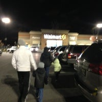 Photo taken at Walmart by Loyola on 12/22/2012