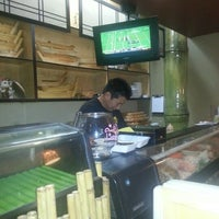 Photo taken at Nishiki Sushi by Sabrina J. on 11/10/2012
