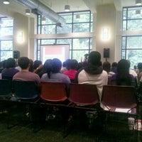 Photo taken at University Union by Brandon T. on 9/26/2012