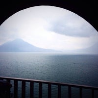 Photo taken at Hotel La Riviera De Atitlan by Silvana on 6/28/2014