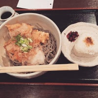 Photo taken at 焼酎蕎麦や はやさき by RICETREE . on 7/2/2015