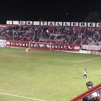 Photo taken at Estadio de Talleres de Remedios de Escalada-Club Atlético Talleres by Pablo D. on 4/23/2014