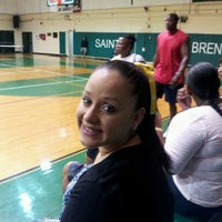 Photo taken at St Brendan High School by Carmencita S. on 3/31/2013