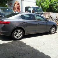 Photo taken at Las Brisas car wash by Carmencita S. on 8/10/2013