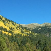 Photo taken at Independence Pass by annie p. on 9/18/2016