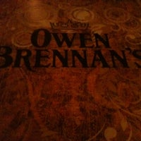 Photo taken at Owen Brennan's Restaurant by Cindy C. on 9/20/2012