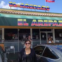 Photo taken at El Arepazo by Alberto B. on 5/4/2013