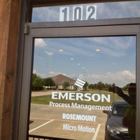 Photo taken at Emerson Process Management by Alberto B. on 5/10/2013