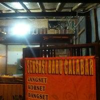 Photo taken at Calabar Cafè by Kang A. on 2/23/2013