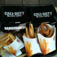 Photo taken at Burger King by Lu on 3/2/2013