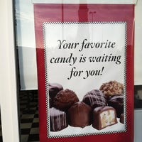 Photo taken at See's Candies by Michele on 11/27/2012