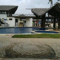 Photo taken at Barraca Gran Royal by Aline R. on 12/24/2012