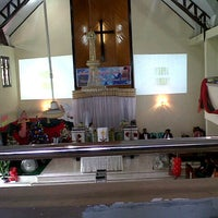 Photo taken at GMIM Sion Madidir Ure by Patter M. on 1/1/2014