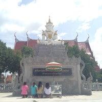 Photo taken at วัดสามัคคีบรรพต ต.บางเสร่ อ.สัตหีบ by M1ster on 7/26/2014