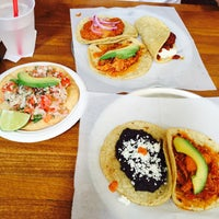 Photo taken at Guisados by Greg D. on 3/20/2015