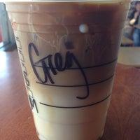 Photo taken at Starbucks by Greg D. on 5/14/2013