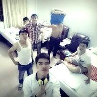 Photo taken at Phong Nha Hotel by Phương V. on 9/18/2014