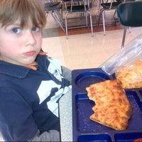 Photo taken at Bluebonnet Elementary by Jason on 11/1/2013