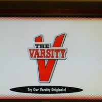 Photo taken at The Varsity by Shane D. on 7/25/2013