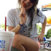 Photo taken at Sonic Drive-In by Michael D. on 7/9/2013
