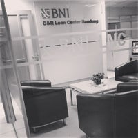Photo taken at BNI by Nisa f. on 9/8/2014