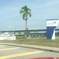 Photo taken at Spirit Aerosystems Malaysia Sdn. Bhd by Melati S. on 9/27/2016