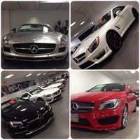 Photo taken at Mercedes-Benz of Encino by мацяч Ͼ. on 10/21/2013