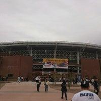 Foto tomada en Estadio Sonora por Jorge Ramiro C. el 2/3/2013