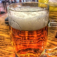 Photo taken at Pilsner Urquell Original Restaurant by Alexander K. on 7/15/2013