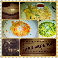 Photo taken at Ristorante Arrivederci by Edelweiss on 11/18/2012