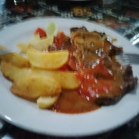Photo taken at Montero - Steak Restaurant by Kisekino on 3/7/2014