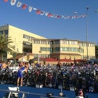 Photo taken at European Triathlon Championship 2013 by Türkün C. on 6/14/2013