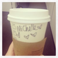 Photo taken at Starbucks by Michelle on 10/9/2013