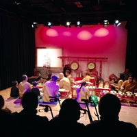 Photo taken at Culturalis Theater by Sakimin K. on 11/8/2014