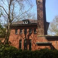 "Photo taken at Begraafplaats ""Oud Eik En Duinen"" by Sakimin K. on 5/1/2013"