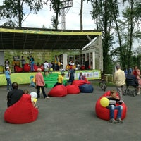 Photo taken at Парк Культуры и Отдыха / Recreation park by Natasha Z. on 7/21/2013