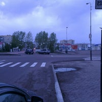 Photo taken at Площадь Ленина (ДК Кирова) by Константин А. on 5/6/2013