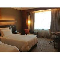 Photo taken at Radisson Blu Hotel Cebu by Roanne Marie Y. on 5/18/2013